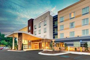 Exterior view - Fairfield Inn & Suites by Marriott South Stockbridge