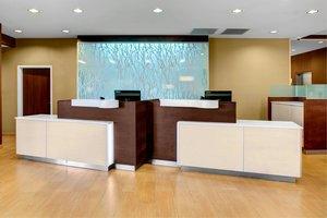 Lobby - Fairfield Inn & Suites by Marriott South Stockbridge