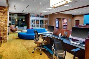 Conference Area - Fairfield Inn & Suites by Marriott South Stockbridge