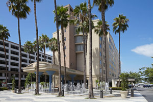 Exterior view - Courtyard by Marriott Hotel LAX Airport Los Angeles