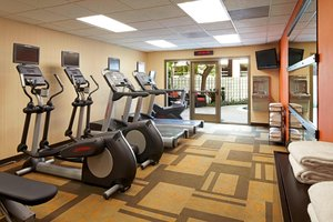 Recreation - Courtyard by Marriott Hotel LAX Airport Los Angeles