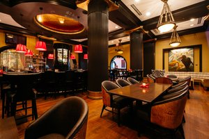 Restaurant - Grand Bohemian Hotel Orlando