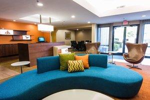 Lobby - Fairfield Inn by Marriott Chesapeake