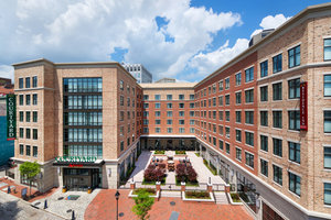 Exterior view - Courtyard by Marriott Hotel Downtown Richmond