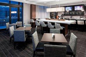 Restaurant - Courtyard by Marriott Hotel Downtown Richmond