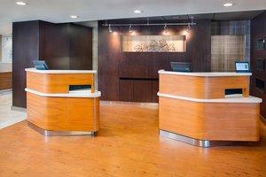 Lobby - Courtyard by Marriott Hotel Homewood