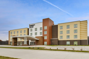 Exterior view - Fairfield Inn & Suites Coralville