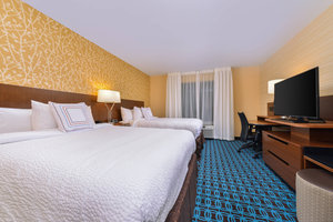 Room - Fairfield Inn & Suites Coralville