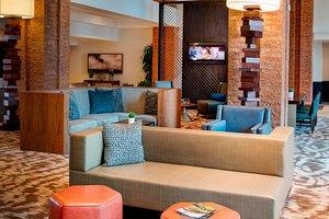 Lobby - Marriott Hotel Colorado Springs