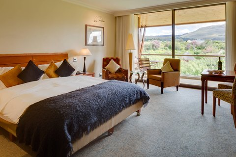 Deluxe Guest Room - Mountain or Pool View