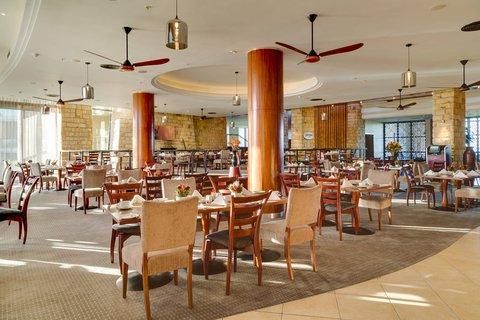 Jamani Buffet - Dining Area