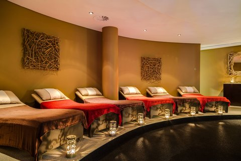 Arabella Spa - Dry Relaxation Beds