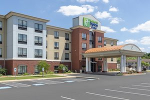 Exterior view - Holiday Inn Express Hotel & Suites New Philadelphia