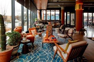 Lobby - Moxy Hotel by Marriott Cherry Creek Denver