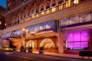 Exterior view - JW Marriott Hotel San Francisco