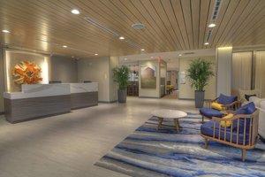 Lobby - Fairfield Inn & Suites by Marriott Downtown Gatlinburg