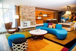 Lobby - Fairfield Inn & Suites by Marriott Pocatello