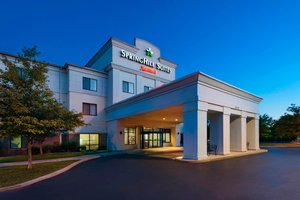 Exterior view - SpringHill Suites by Marriott Mishawaka