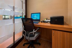 Conference Area - SpringHill Suites by Marriott Mishawaka