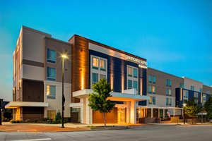 Exterior view - SpringHill Suites by Marriott Lenexa