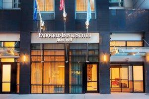 Exterior view - Fairfield Inn & Suites by Marriott Financial District New York