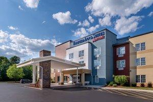 Exterior view - Fairfield Inn & Suites by Marriott Olean