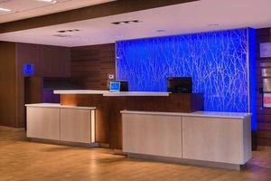 Lobby - Fairfield Inn & Suites by Marriott Olean