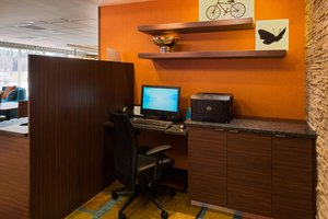 Conference Area - Fairfield Inn & Suites by Marriott Olean