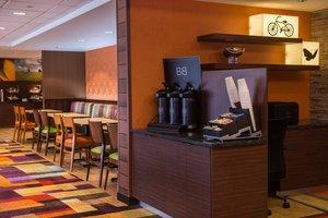 Restaurant - Fairfield Inn & Suites by Marriott Olean