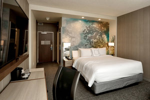 Room - Courtyard by Marriott Hotel Deptford