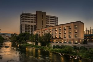 Exterior view - Courtyard by Marriott Hotel Downtown Riverfront  Reno