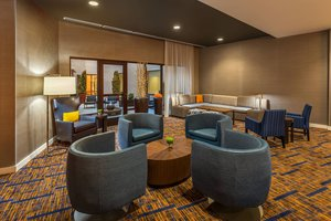 Lobby - Courtyard by Marriott Hotel Downtown Riverfront  Reno
