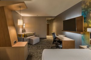 Suite - Courtyard by Marriott Hotel Downtown Riverfront  Reno