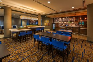 Restaurant - Courtyard by Marriott Hotel Downtown Riverfront  Reno