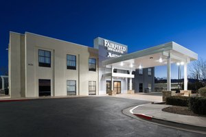 Exterior view - Fairfield Inn & Suites by Marriott Santa Fe