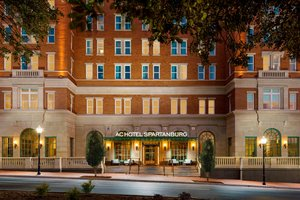 Exterior view - AC Hotel by Marriott Downtown Spartanburg