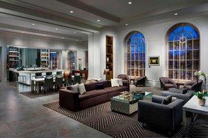 Lobby - AC Hotel by Marriott Downtown Spartanburg