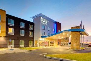 Exterior view - Fairfield Inn & Suites by Marriott Bakersfield