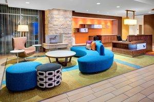Lobby - Fairfield Inn & Suites by Marriott Bakersfield