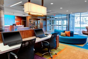 Conference Area - Fairfield Inn & Suites by Marriott Bakersfield