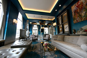 Lobby - Elyton Hotel Downtown Birmingham