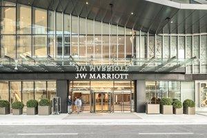 Exterior view - JW Marriott Hotel Parq Vancouver