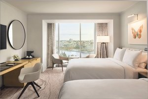 Room - JW Marriott Hotel Parq Vancouver