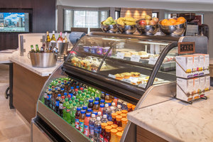 Restaurant - Courtyard by Marriott Hotel Linthicum