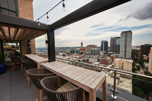 Restaurant - Elyton Hotel Downtown Birmingham
