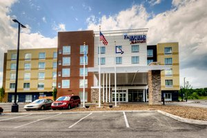 Exterior view - Fairfield Inn & Suites by Marriott Princeton