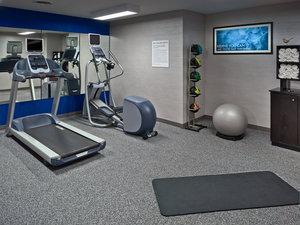 Fitness/ Exercise Room - Sonesta ES Suites Lombard