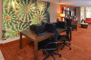 Conference Area - Courtyard by Marriott Hotel Laredo