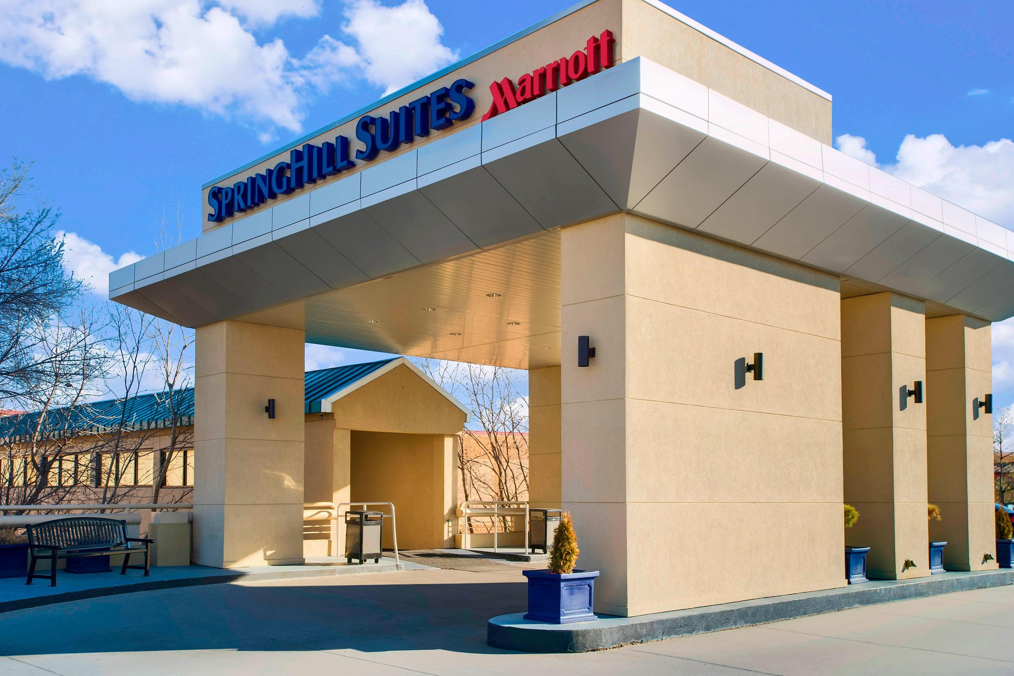 SpringHill Suites Lawrence Downtown