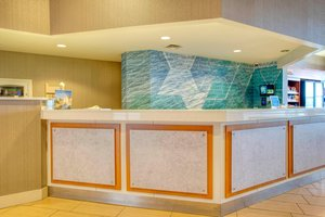Lobby - SpringHill Suites by Marriott Lawrence